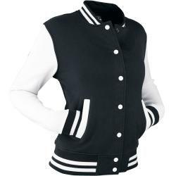 College-Jacken & Baseball-Jacken für Damen #varsityjacketoutfit