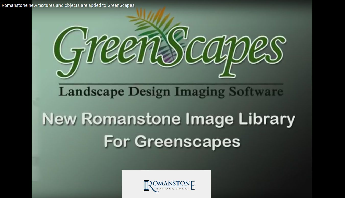 Romanstone Hardscapes Greenscapes Landscape Design Imaging Software As Well As Hardscape Imaging Software Clients Have Hardscape Landscape Design Software