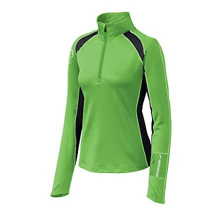 ae4cefec NightLife Infiniti 1/2 Zip | Fittness | Running women, Cycling ...