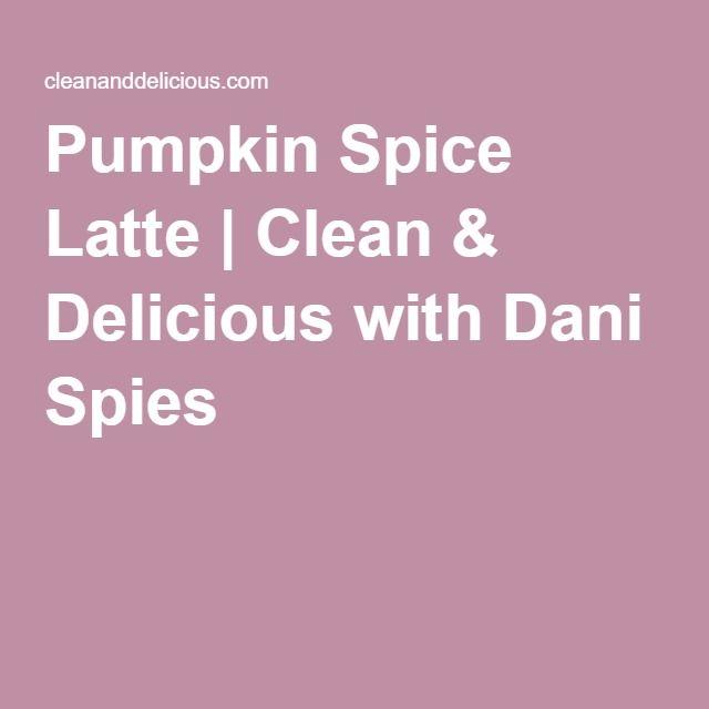 Clean, Delicious, Pumpkin