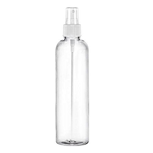 Moyo Natural Labs 8 Oz Spray Bottle Refillable Spray Mist Pump Bottle Clear Pack Of 1 Be Sure To Check Out Empty Lotion Bottles Sprayer Bottle Lotion Bottle