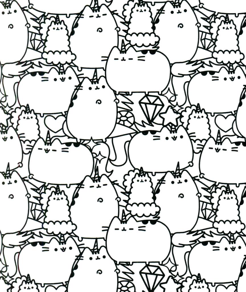 Coloring Rocks Cartoon Coloring Pages Pusheen Coloring Pages Coloring Pages