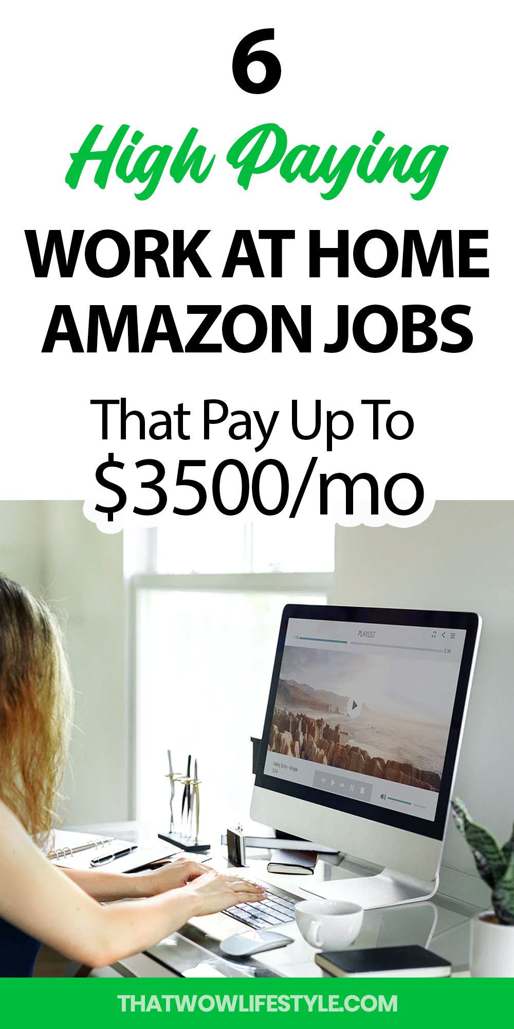 Make Money From Home With Amazon With 6 Legit Jobs