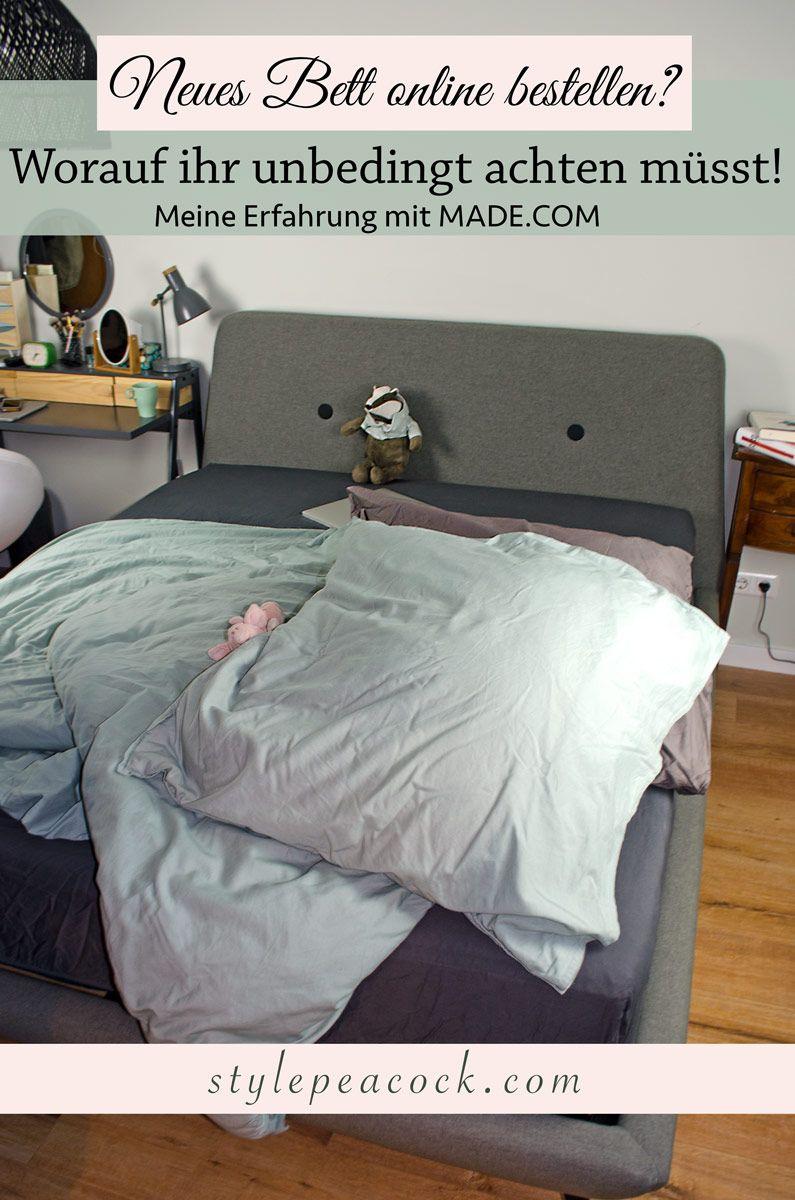 Mein Neues Bett Hygge Interior Bedroom Wardrobe Bedroom Und