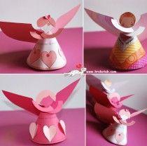 Valentines Paper dolls