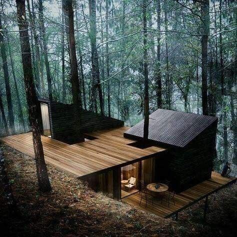 I like how hidden this place is and the easy roof access