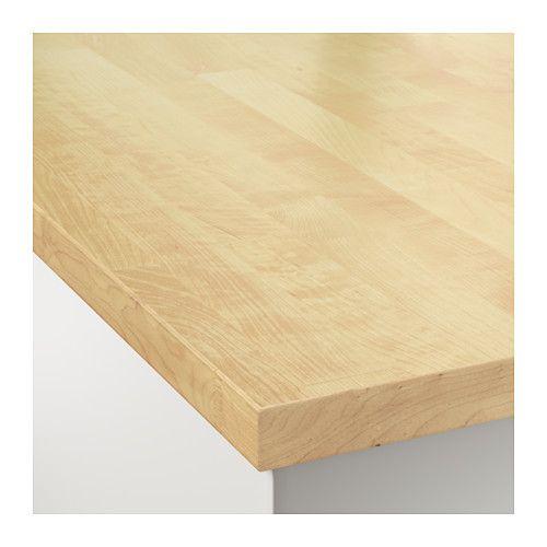 karlby plan de travail 186x3 8 cm ikea d co relooking cuisine pinterest cuisine. Black Bedroom Furniture Sets. Home Design Ideas