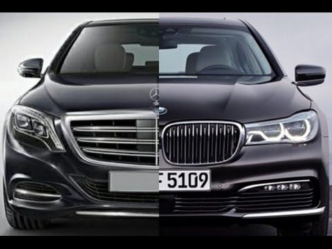 2016 The All New BMW 7 Series Vs Mercedes Benz S Class