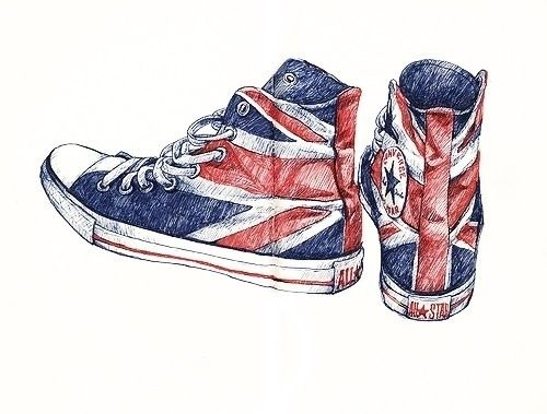 tumblr converse shoes drawing value in art meaning