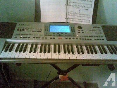 Korg PA 500 Electronic Keyboard & Synthesizer   Keyboards
