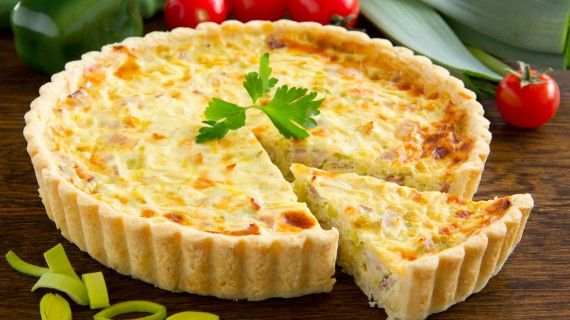 Quiche lorraine | Recetas para cocinar | Tarte, Tarte salée y Quiche ...