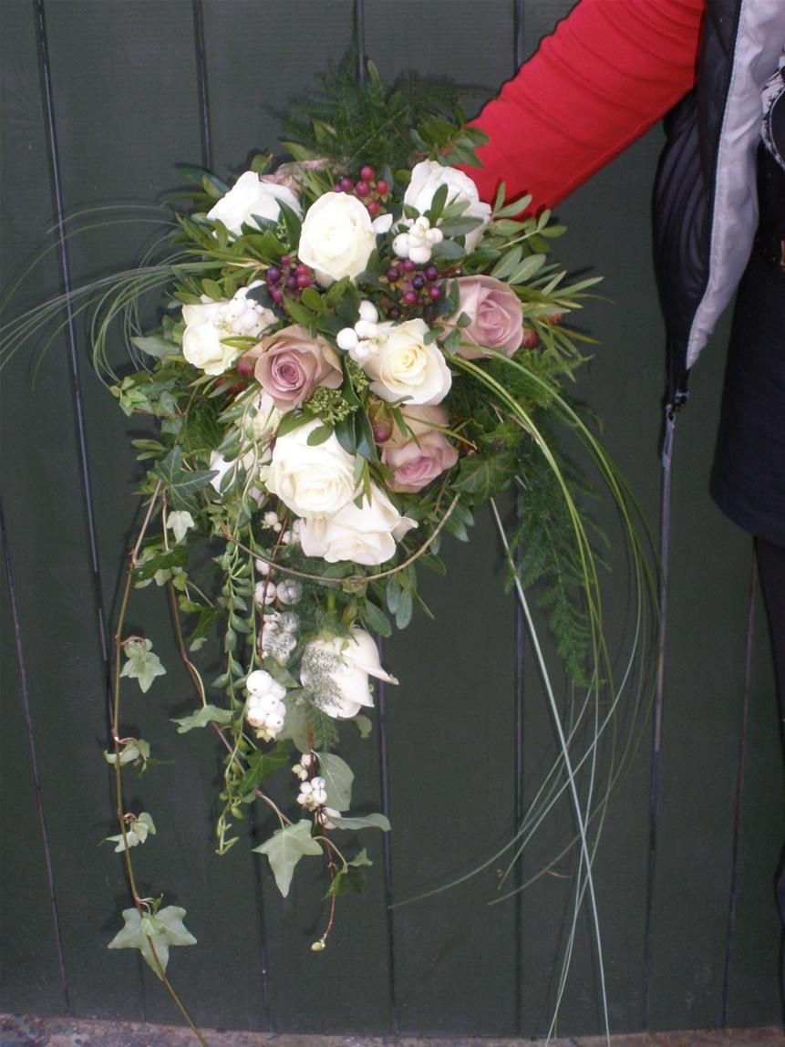 Bridal Bouquets By Secret Garden Flowers Newcastle Prom Wedding