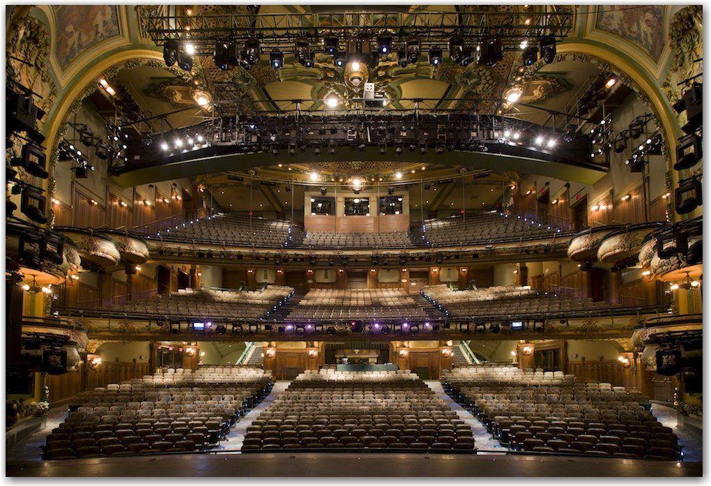 New Amsterdam Theater Seating Chart Aladdin Tickpick New Amsterdam New York Tours New York City Ny