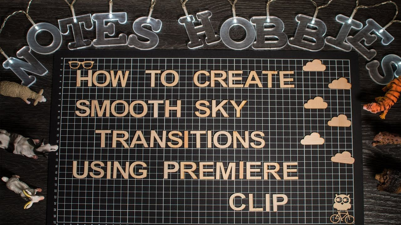 How to Create Smooth Sky Transitions Using Adobe Premiere Clip