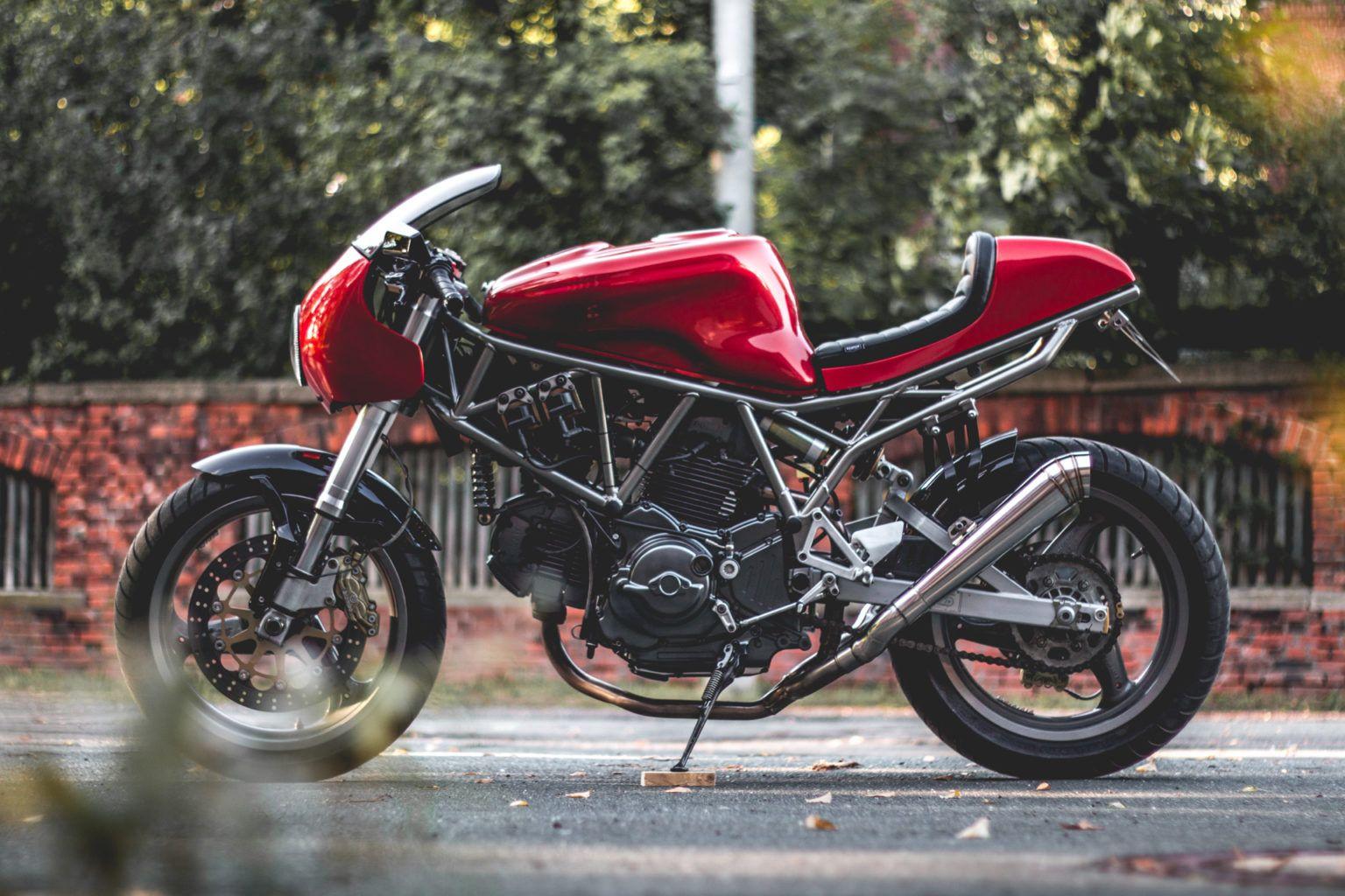 Ducati 750ss By Kaspeed Moto Ducati 750ss Ducati 750 Ducati