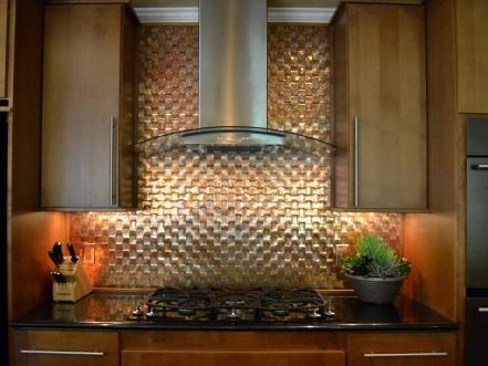 15 Creative Kitchen Backsplash Ideas - u küchen bilder