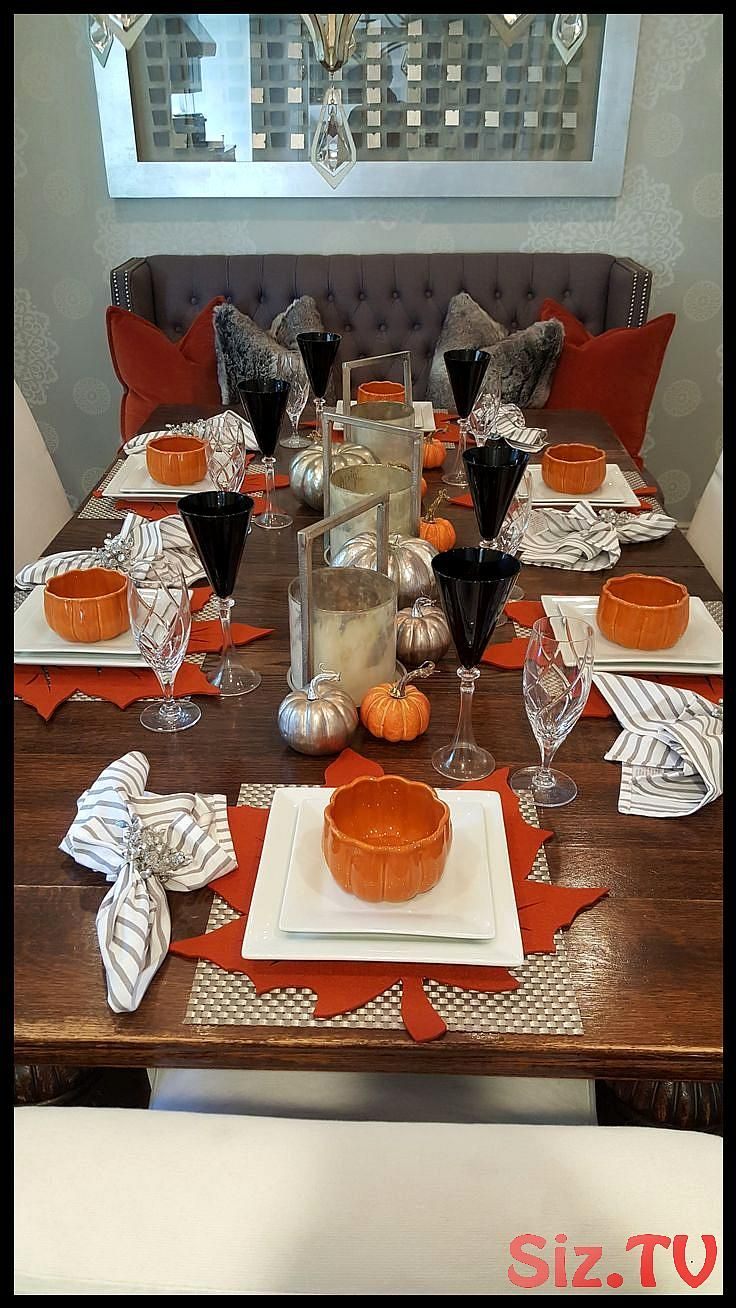 Simple ideas for case table settings,  #case #Ideas #settings #Simple #table #thanksgivingtab... #tischdekoherbstesstisch