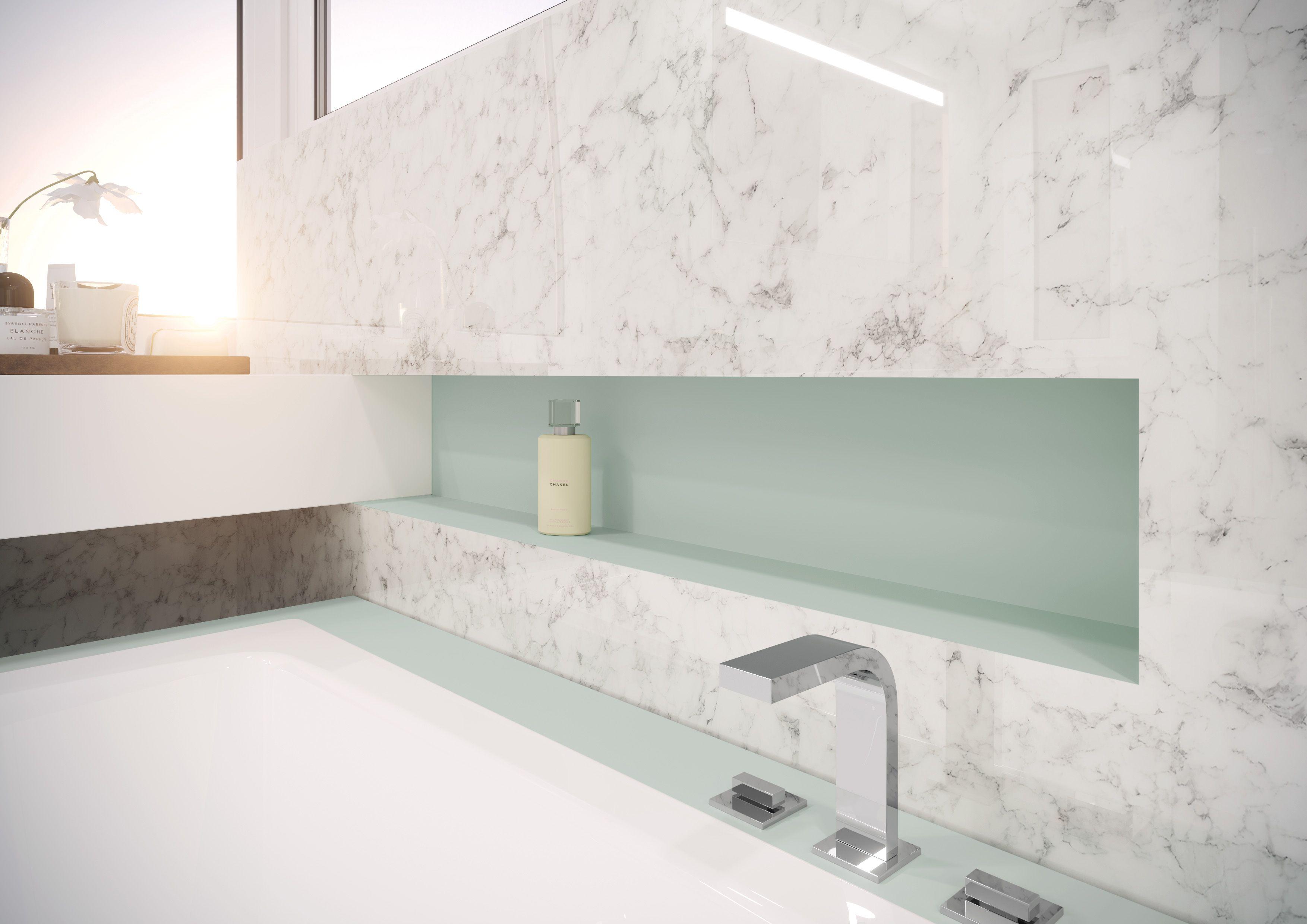 Enjoy the elegance of #RAUVISIO crystal in your own bathroom. Shop ...