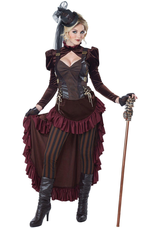 Steampunk Adult Costume Steam Punk