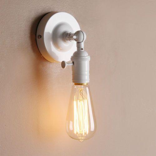 industrial lighting bare bulb light fixtures. INDUSTRIAL-LIGHTING-BARE-BULB-LOFT-SCONCE-ANGLED-WALL- Industrial Lighting Bare Bulb Light Fixtures N