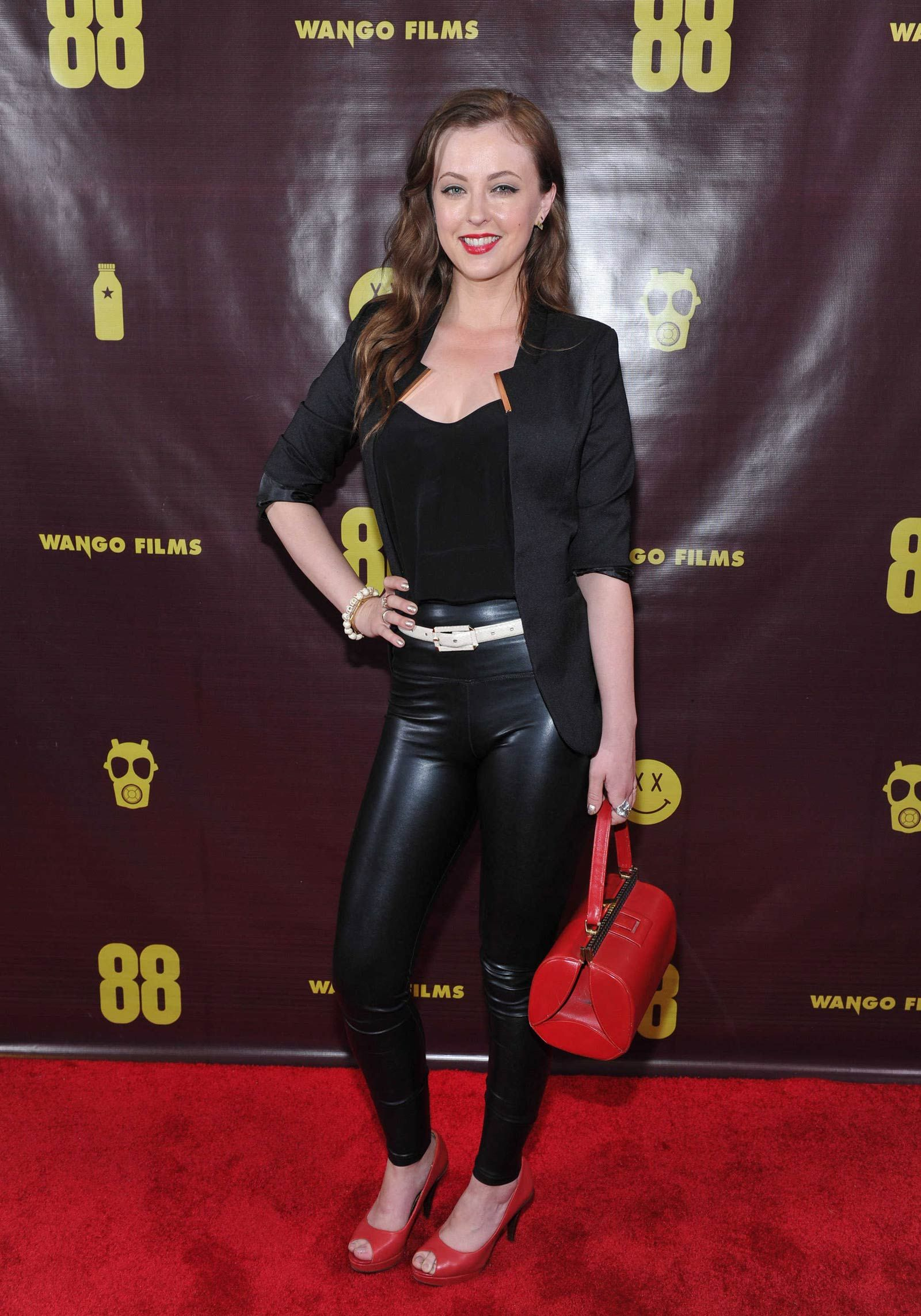 Watch Katharine Isabelle video