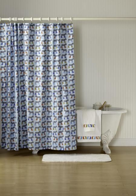 Find This Pin And More On For The Home By Mlfabrics. Make It Tonight: Shower  Curtain Tutorial