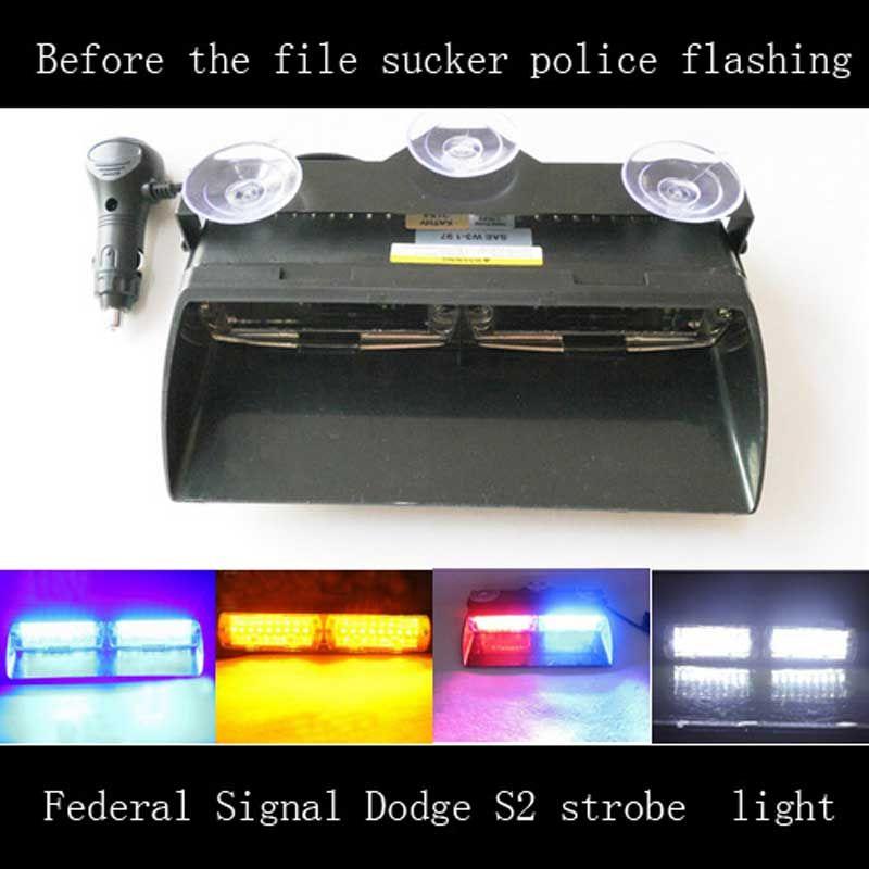 Warning Blinking Strobe Flash Light Bright S2 Warning Strobe Flash