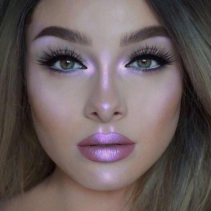 makeup inspo let 39 s makeup make up lidschatten einhorn schminken. Black Bedroom Furniture Sets. Home Design Ideas