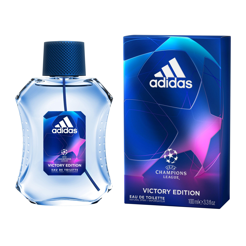 Parfum Eau de toilette Victory Edition UEFA ADIDAS : le