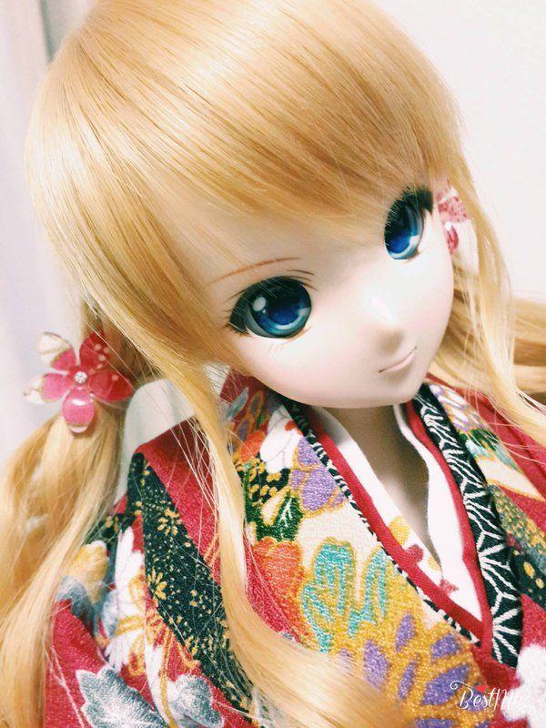 Smart Doll Kizuna Yumeno by lu5167lu