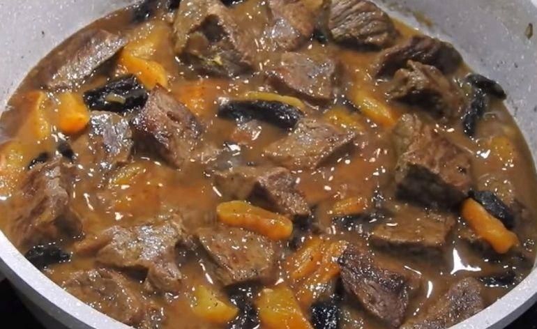 Мясо по швейцарски рецепт с фото пошагово — photo 9