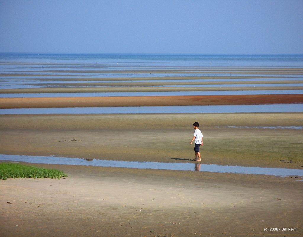Cape Cod Low Tide Part - 29: First Encounter Beach - Low Tide | Flickr - Photo Sharing! Cape CodEarly  Morning