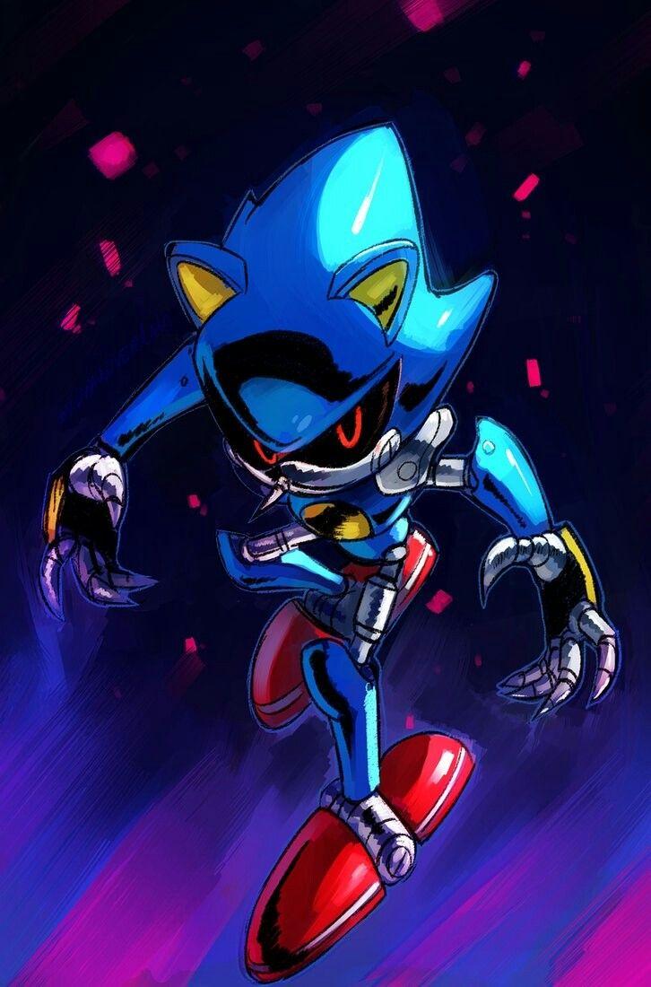 Metal Sonic メタルソニック ソニック