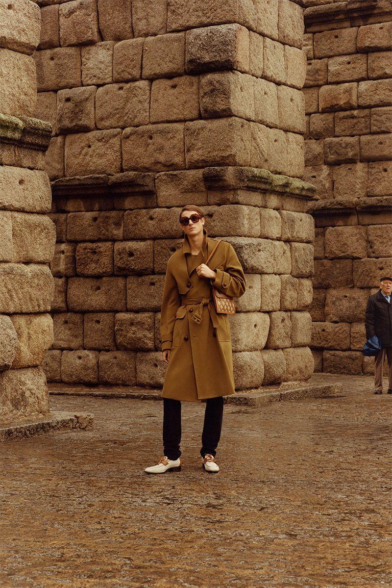 #Menswear #Trends Loewe Fall Winter 2015 Otoño Invierno #Tendencias #Moda Hombre    F.Y!