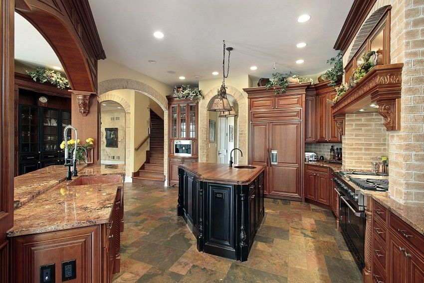 Amazing Kitchen Interior Design Ideas (IMAGE GALLERY) | Elegant ...