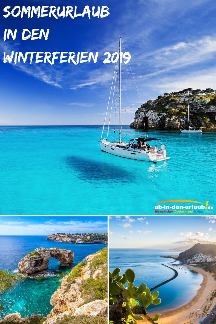 Winterferien 2020 Winterurlaub Im Warmen Oder Skiurlaub Urlaub Sommerurlaub Ferien