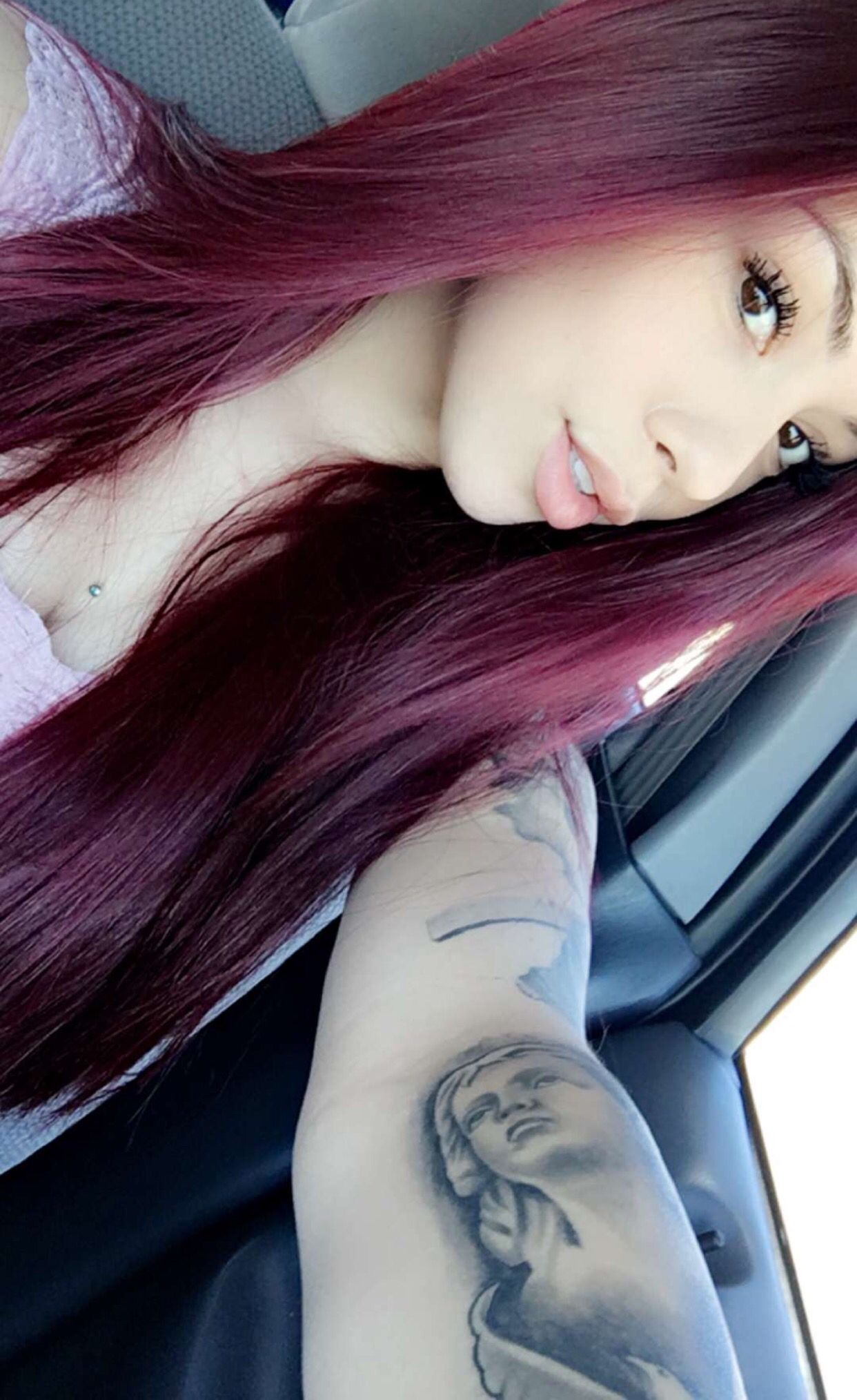 Salice Rose Hair Color