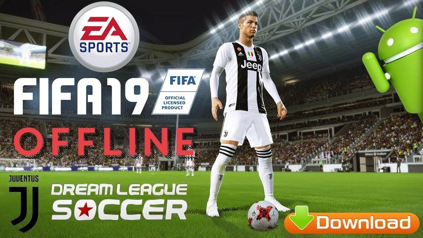 Fifa19 Offline Dls Mod Android Apk Game Download Download Games Game Download Free Android Apk