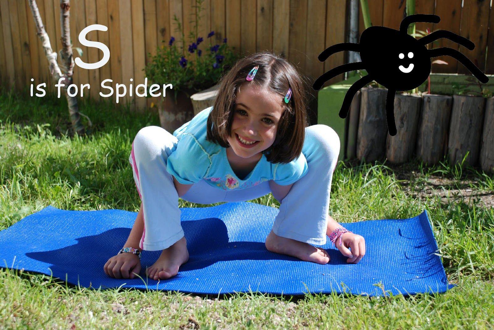 Pattis Preschool Resources ABC Yoga For Kids