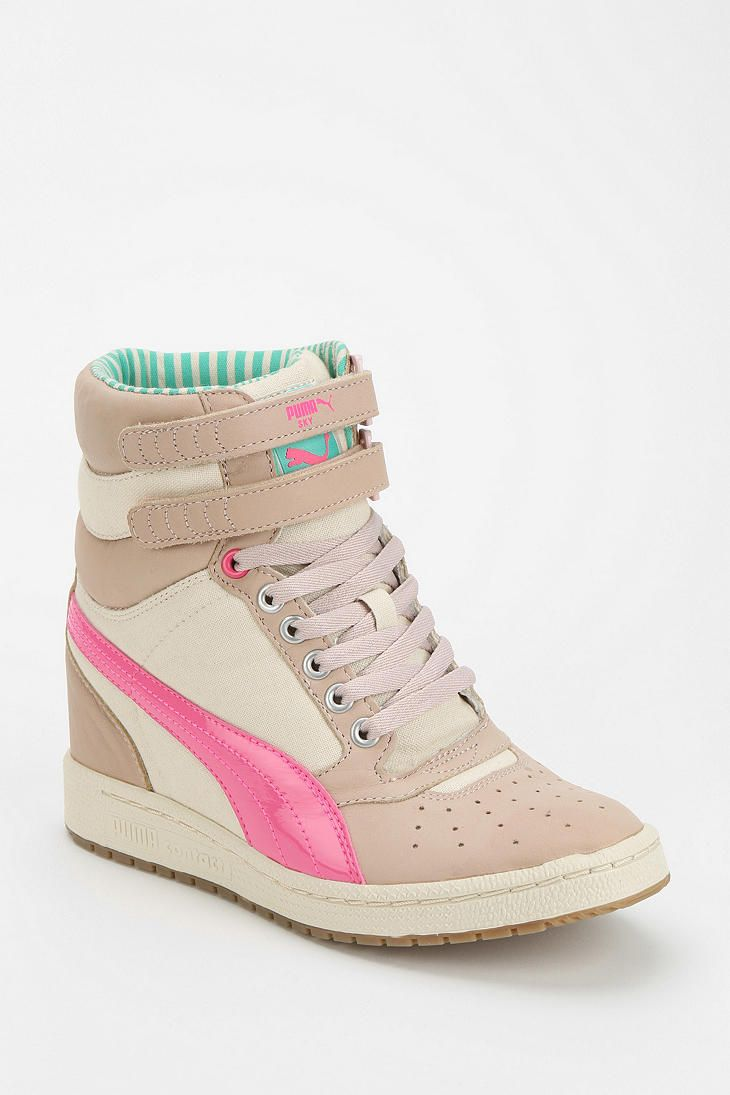 Puma My-66 Hidden Wedge High-Top Sneaker  e1050f7eb