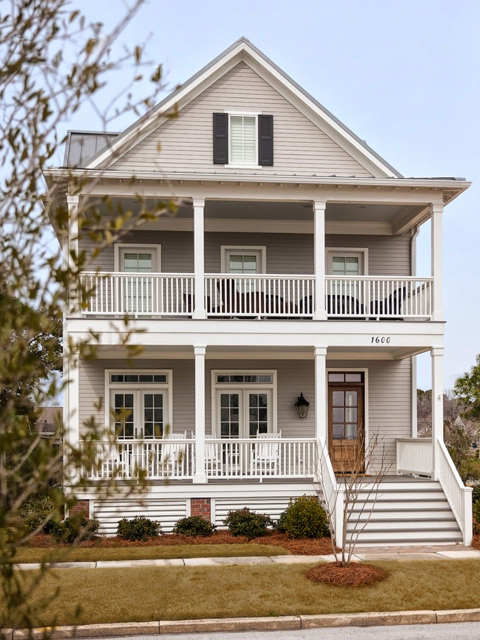 Image result for sherwin williams mindful gray exterior