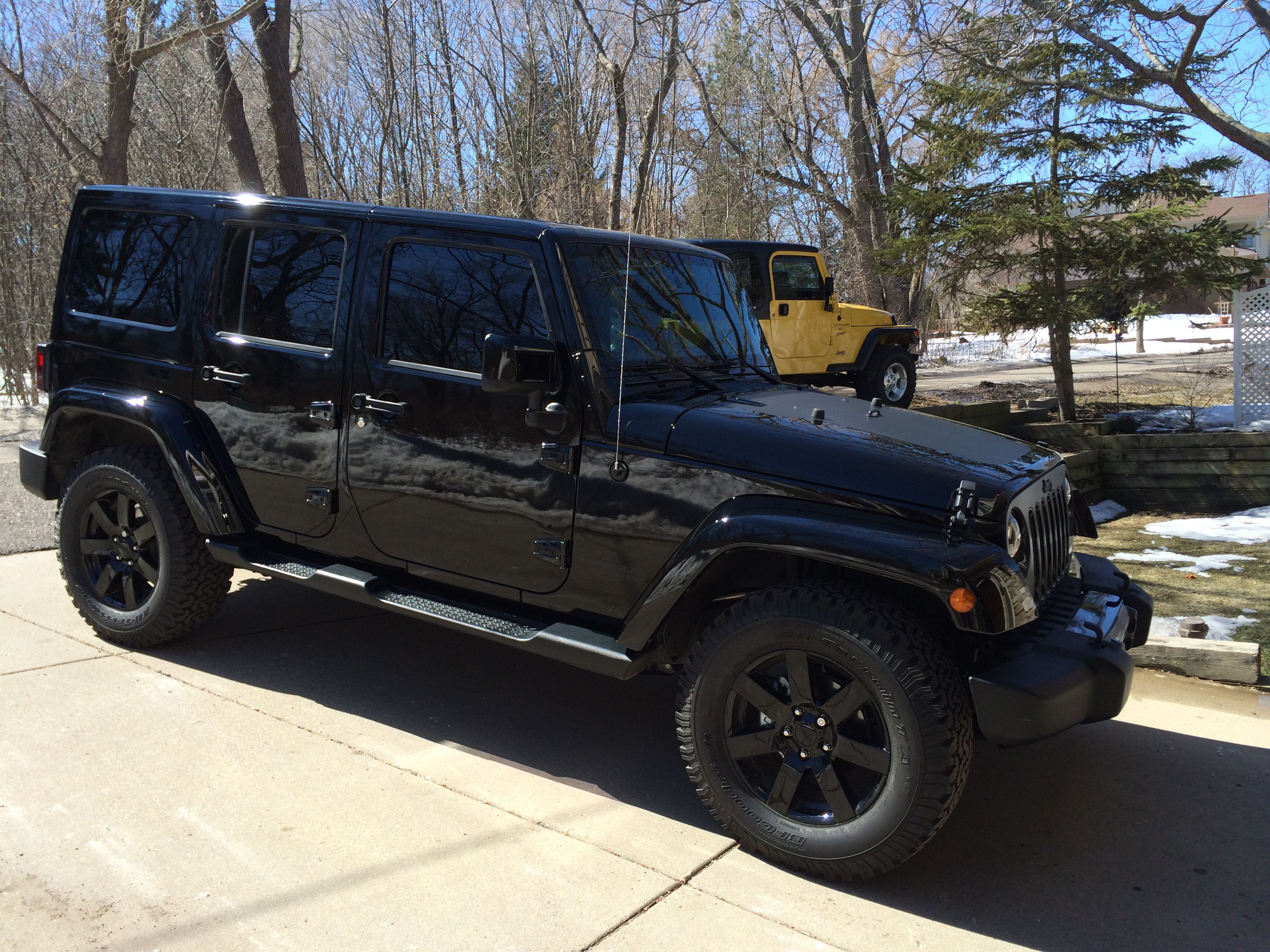 2014 Jeep Wrangler Unlimited Altitude Dream Cars Jeep Jeep Cars Jeep Sahara