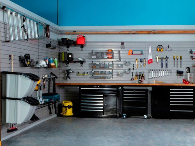R sultat de recherche d 39 images pour amenagement garage - Idee amenagement garage ...