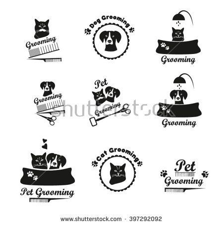 Pin by Paola Valdes on (With images) Dog logo