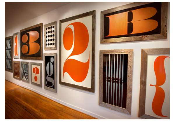house industries - framed prints
