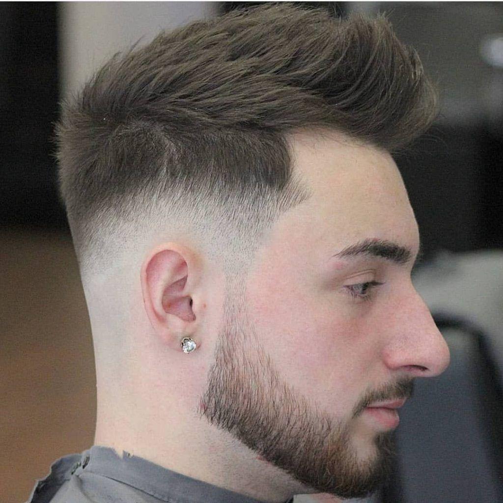 Men Haircuts 2019 Fade 20