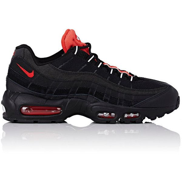 the latest da924 66306 Nike Men s Air Max 95 Essential Sneakers (€150) ❤ liked on Polyvore  featuring