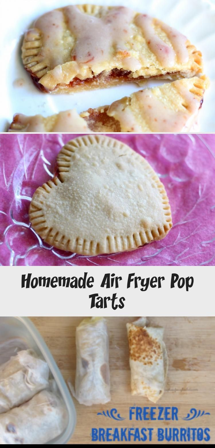 Try this recipe for homemade strawberry pop tarts in the