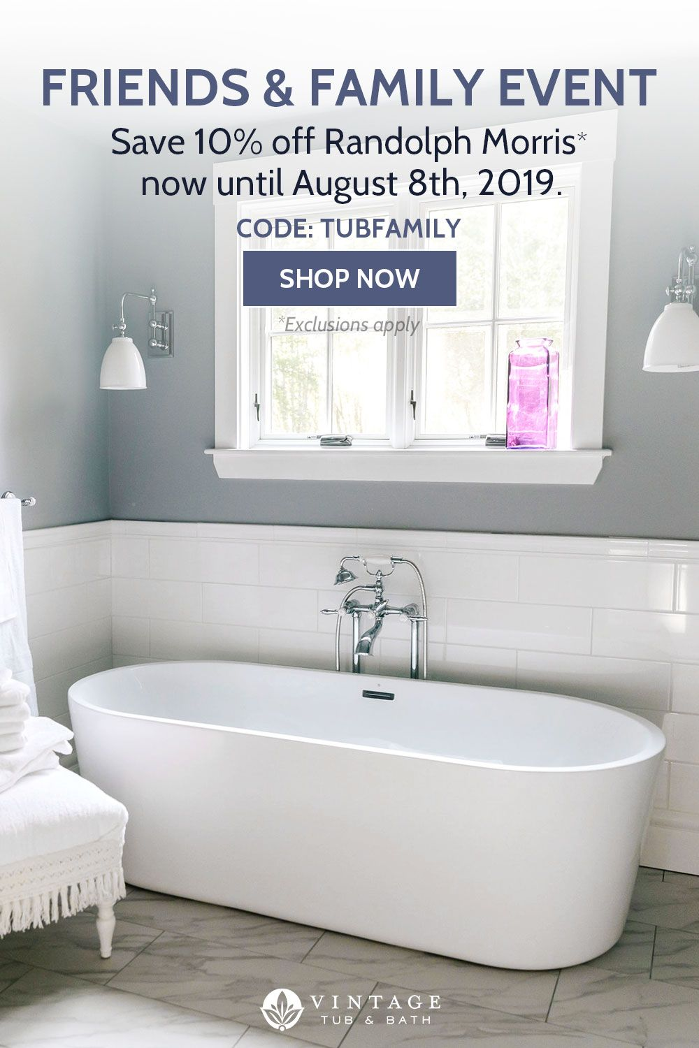 What S On Your Project To Do List This Month Bathroom Kitchen No Matter What Tasks You Have To Tackle The Profession Vintage Tub Bath Randolph Morris Tub