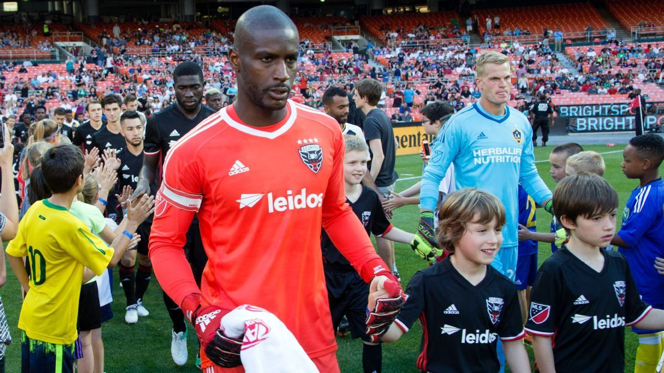 d84d3db80 Bill Hamid signs for Midtjylland in Denmark after D.C. United farewell
